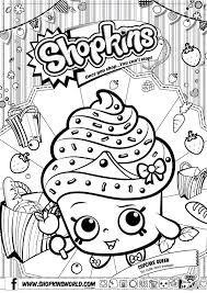 resultado de imagen de shopkins coloring pages