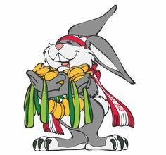 Hopsi - das Maskottchen der Schi-WM 2013 in Schladming stammt aus der Feder von Christian Seirer, Character Designer und Maskottchen Designer. Donald Duck, Sonic The Hedgehog, Designer, Skiing, Disney Characters, Fictional Characters, Art, Ski, Art Background