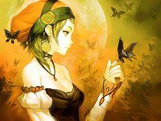 Aanga & Anime by Patipat Asavasena