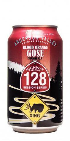 Blood Orange Gose | The Beer Connoisseur