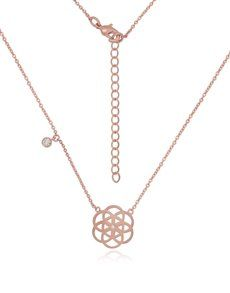 Order Cubic Zirconia Necklaces online from NetJewel. See our fantastic selection of Cubic Zirconia Necklaces on South Africa's largest sameday delivery jeweller. Flower Necklace, Gold Necklace, Pendant Necklace, Flower Plates, Rose Gold Plates, Necklace Online, Jewels, Jewellery, Silver