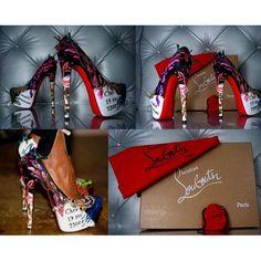 @gamepro1114 MUSS ich KAUFEN..!! Christian Louboutin Pumps High Heels 160 Schuhe Sandalen Limited Edition. http://designer-second-hand-shop.com/home/30-gunstig-billig-christian-louboutin-pumps-high-heels-160-schuhe-sandalen-limited-edition.html
