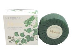 Hedera Body Soap Bars leave your skin clean and fresh with the elegant fragrance of ivy and the emollient properties of avocado oil and sweet almond protein.