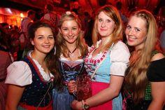 A few pictures of a Oktoberfest I found online - Album on Imgur