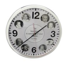 The best thing... clock - Scrapbook.com