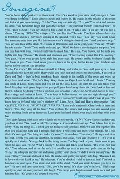Imagine One Direction - Louis. It's long, but awesome :) Louis Tomlinson Imagines, Louis Imagines, One Direction Images, One Direction Louis, Cute Imagines, Harry Styles Imagines, 1d Day, First Love, My Love