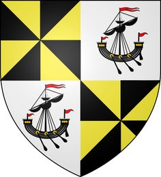 arms of His Grace the Duke of Argyll, Chief of Clan Campbell