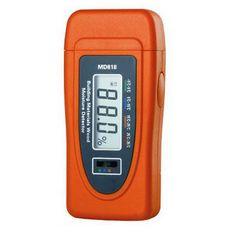 [$16.18] Digital LCD Moisture Meter Water Content Measure Test