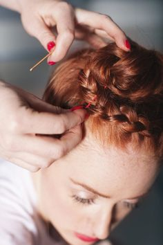 Bobby pins just for redheads- what?! Where have these been all my life?