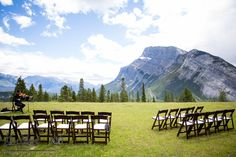 Banff, Canmore, Lake Louise Wedding Photographer, Outdoor ceremony, Tunnel Mountain Reservoir, www.kimpayantphotography.com Lodge Wedding, Wedding Bride, Wedding Venues, Park Weddings, Destination Weddings, Emerald Lake, Vendor Events, Magical Wedding, Outdoor Ceremony