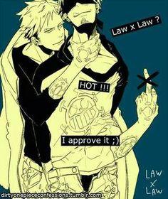Law x Law  <3