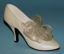 "Just the Right Shoe, Raine, ""Tying the Knot"" mixed media miniature # 25008 NIB"