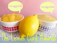 Lemon Curd Awards | Pink Recipe Box
