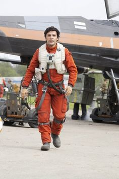 Poe Dameron from Star Wars Halloween Costumes