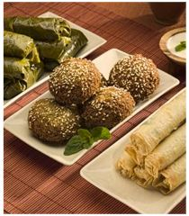 Mezza Lebanese Restaurant - -  there's an amazing March movie deal at Mezza with tix to the Oxford theatre!