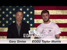 Taylor Morris PSA - Gary Sinise & the Lt. Dan Band   GarySiniseFoundation