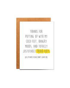 Funny birthday card boyfriend, Valentines day card, best friend birthday card, anniversary card, husband birthday card, gift ideas