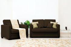 Canapea 2 locuri Brent Dark Brown #homedecor #inspiration #decoration #decor #design #livingroom Sofa, Couch, Dark Brown, Love Seat, Living Room, Inspiration, Furniture, Design, Home Decor