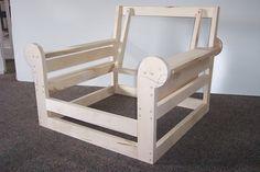 3740 Chair Frame