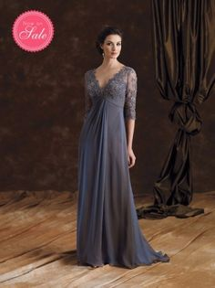 Sexy V Neck Grey Lace Long Mother Of The Bride Dresses, 2016 Half Sleeve A Line Chiffon Brides Mother Dresses, Plus Size Mother Of The Groom Dress, Formal Long Grey Mother Evening Prom Dresses, Elegant Grey Lace Mother Party Dress Mob Dresses, Bridesmaid Dresses, Formal Dresses, Wedding Dresses, Party Dresses, Tunic Dresses, Bridal Gowns, Dresses 2013, Linen Dresses