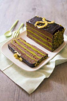 Gâteau Le Maroc de Mercotte: photo de la recette