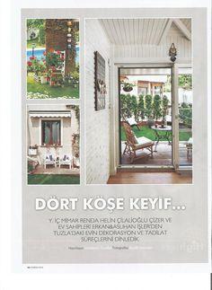 #rendahelindesign #press #homeart  #magazine #june #2016 #design #photo #decor #decoration #interior #interiordesign #project #islerhouse #villa #tuzla