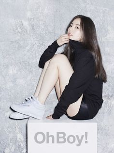 Ahn Sohee for OhBoy!