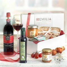 Geschenkkorb Toscana - mit dem besten aus der Toskana