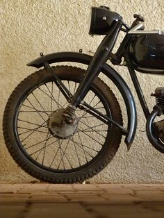 1948 CZ 125t by BOT Old School Motorcycles, Cafe Racers, Bicycle, Motorbikes, Bike, Bicycle Kick, Bicycles