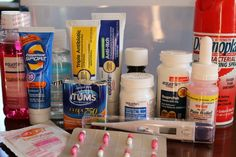 Prepare for Summer Road Trips with a DIY First Aid Kit