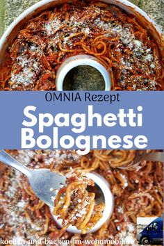 One Pot Spaghetti Bolognese. Einfaches und schnelles, veganes Rezept. Spaghetti Bolognese, One Pot, Cereal, Breakfast, Food, Lenses, Rv, Morning Coffee, Stew