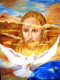 Isabel  Galindo-Una oración por la paz