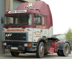 Old Lorries, Big Wheel, Commercial Vehicle, Classic Trucks, Cool Trucks, The Good Old Days, Cars And Motorcycles, Vintage Cars, Buses