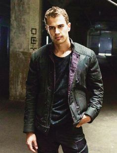 "Okay, yes, I did see ""Divergent."" Maybe more than once... I don't know anything about Theo James, but ""Four"" is unbelievably sexy. Nothing like a little aloof swagger masking serious emotion. And the danger-factor didn't hurt."