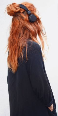 Natural red hair color You are in the right place for home decor blue When it comes to design Summer Hairstyles, Pretty Hairstyles, Latest Hairstyles, Redhead Hairstyles, Cheveux Oranges, Natural Red Hair, Copper Hair, Red Hair Color, Red Orange Hair