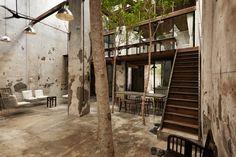 Vacanze creative: stile rustico e industriale in Malesia | Dd Arc Art #hotel #vacanze #creative