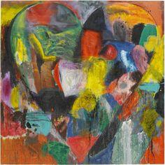 ", 2010. acrylic, charcoal, sand and wood on linen, 96-1/8"" x 96-3/8"" (244.2 cm x 244.8 cm)."