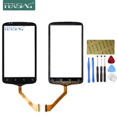 Ferising AAA Touch Screen For HTC Desire S S510E G12 Mobile Phone Touch Panel Sensor Digitizer Replacement Glass + Tools kit #Affiliate