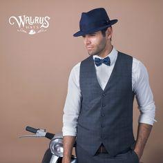 Compass - Walrus Hats Diamond Crown Wool Felt Fedora Hat Diamond Crown 1a723472632a