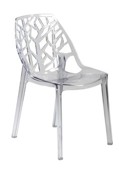 Acrylic Dining Chairs | Chairs Design Ideas