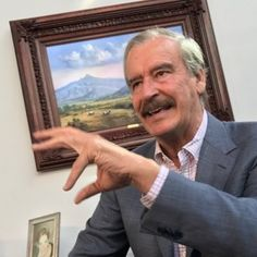 """Vicente Fox Quesada on Twitter: """"A """"so-called"""" President is calling a real President and true leader: bad and sick guy. What a shame, America you need to do something now!"""""""