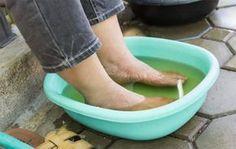 Depois que experimentar isto você irá colocar seus pés de molho no vinagre frequentemente. O que acontece é, simplesmente, magnífico!