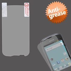 MYBAT HWM866LCDSCPR21 Anti Glare Anti Scratch Anti Fingerprint Screen Protector for the Huawei Ascend Y M866  Retail Packaging  Single Pack Matte ** Find out more about the great product at the image link.