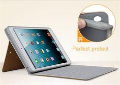 For ipad mini 1/2/3 bluetooth keyboard case waterproof