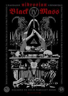 GigPosters.com - Black Witchery - Vemod - Urfaust - Behexen - Mgla - Cult Of Fire - Svartidaudi - Mare - Horna - Hetroertzen - Pseudogod - One Tail One Head - Sargeist - Sortilegia
