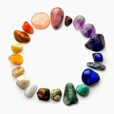 Čištění drahých kamenů - všechny způsoby jak očistit vaše léčivé kameny