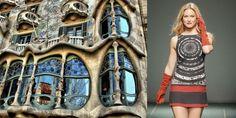 Uguale e 'Desigual' a Gaudì? Iniziamo il viaggio che parte dalla Sagrada Família e arriva sulla passerella di Desigual