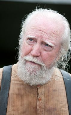 Herschel (Season 4) from The Walking Dead Then & Now: See How Much The Zombie Apocalypse Changed the Cast