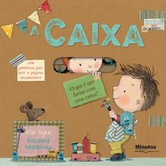 Capa do livro «A Caixa»