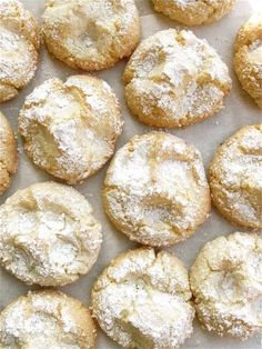 Beyond flourless chocolate cake and macaroons: chewy almond cookies: Blog | King Arthur Flour